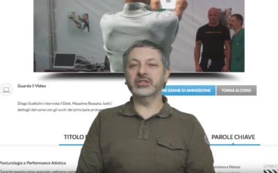 Posturologia e Performance Atletica – Massimo Rossato
